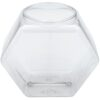 Hexagon Clear 80 oz