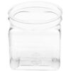 "SQUARE 3"" Clear 14 oz"
