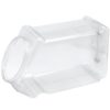 Stackable Clear 134 oz